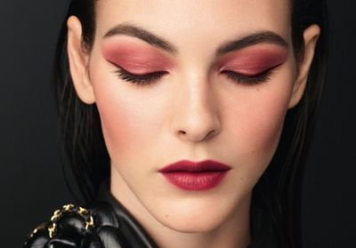 Make-up:  pourquoi le rose s'impose cet automne