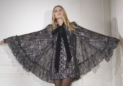 ElleFashionCrush:  H&M x The Vampire's Wife, la collaboration la plus mode d'Halloween