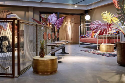News parisiennes Avril 2019 - 25hours Hotel Terminus Nord