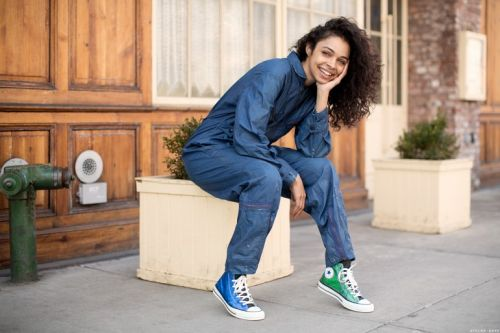 A Street Style With Marisa Bryant