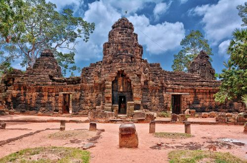 Cambodge:  un projet de parc d'attractions menace les temples d'Angkor