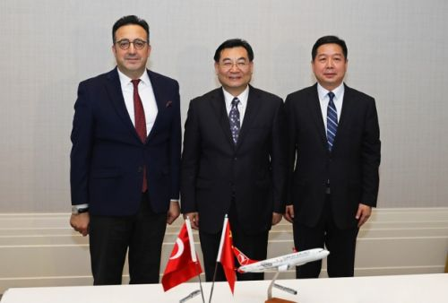 Turkish Airlines ouvre une ligne Istanbul - Xi'an