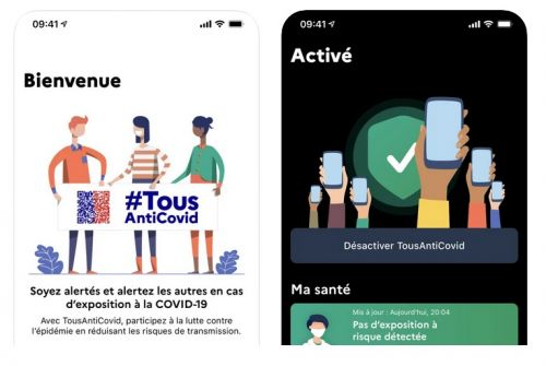 L'application TousAntiCovid va certifier les tests et la vaccination
