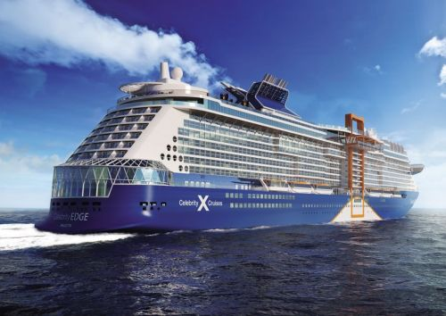 Saint-Nazaire:  le Celebrity Edge livré à Celebrity Cruises