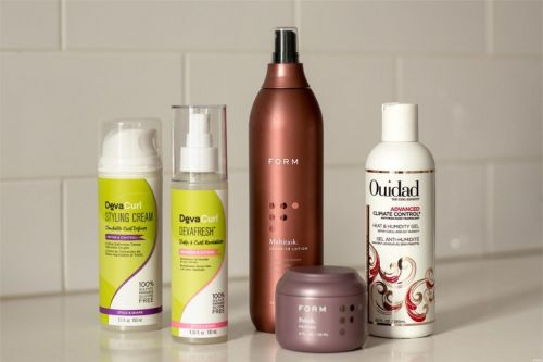 I Tested Sephora's Top-Rated Products for Curls