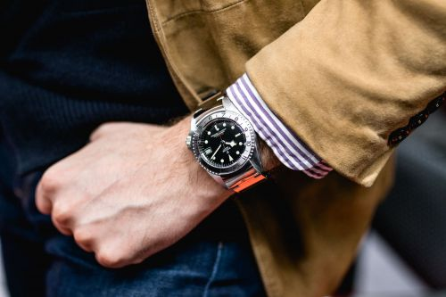 Tudor Black Bay P01