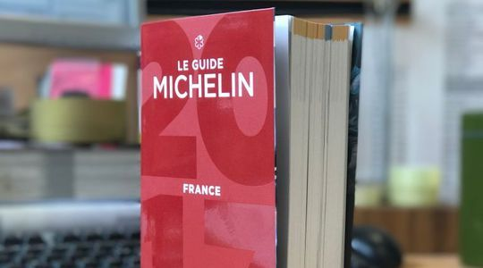 Le guide Michelin 2020