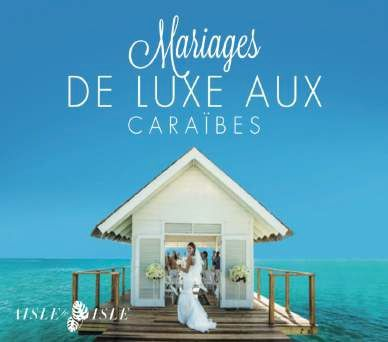 Sandals Resorts Int. édite sa nouvelle brochure mariages