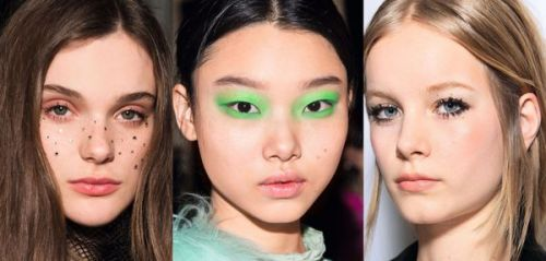 Make-up:  quand la beauté printemps-été 2020 pique un fard