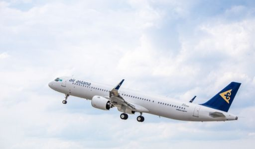 Air Astana ferme son escale en France