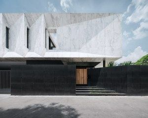 Marble House by Openbox