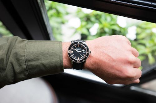 Blancpain Fifty Fathoms 5008 Barakuda
