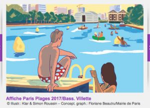 Paris plage vous attend