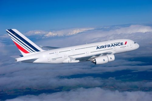 Air France:  Paris-Atlanta se fera en A380