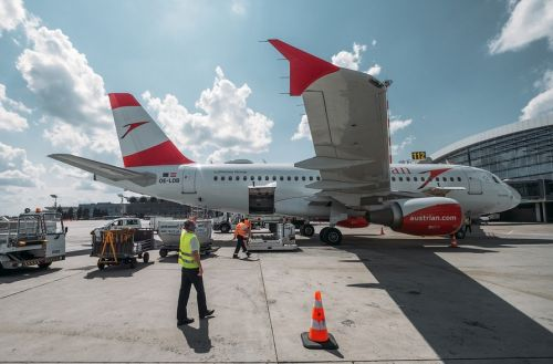 Austrian Airlines stoppe des vols, suite à des mesures de restriction