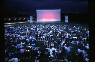 Cinéma de plein air:  Et si on chantait ! à la Villette