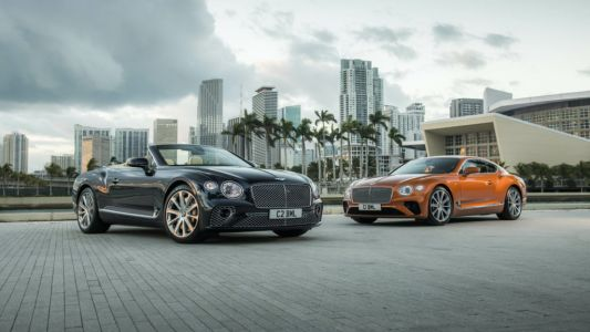 Bentley commercialise sa nouvelle Continental GT V8 Coupé
