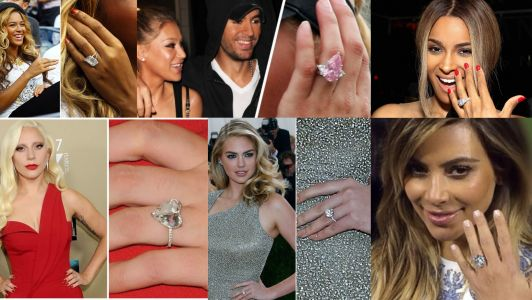 Top 15 Most Expensive Celebrity Engagement Rings