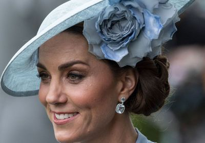 Comment Kate Middleton a transformé sa robe de Royal Ascot pour respecter le protocole