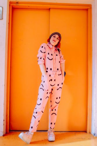 Lazy Oaf jumpsuit