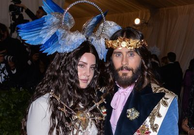 Jared Leto & Lana Del Rey, le duo illuminé du parfum Gucci Guilty
