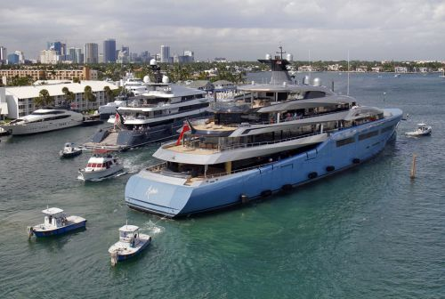 Participez au Fort Lauderdale International Boat Show en Floride