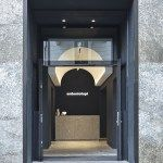 The new showroom Antoniolupi in Milano