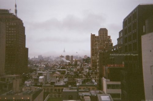 A Weekend With Disposable Magazine