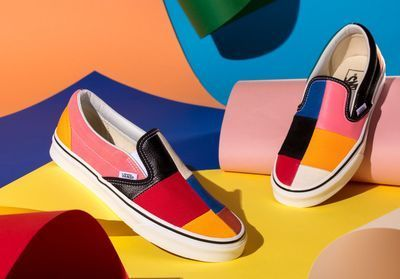 ELLEfashioncrush:  la collection Patchwork de Vans