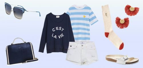 Karl Lagerfeld, Bobo Choses, Not Shy, Birkenstock. les indispensables du week-end
