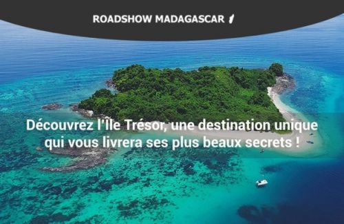 Madagascar part en roadshow en novembre
