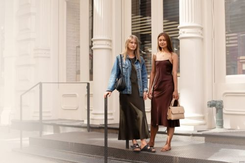 A Street Style with Evanne and Viktorija