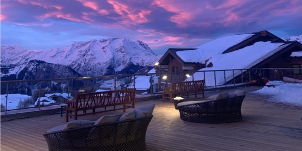 CLUB MED ALPE D'HUEZ:  The place to ski