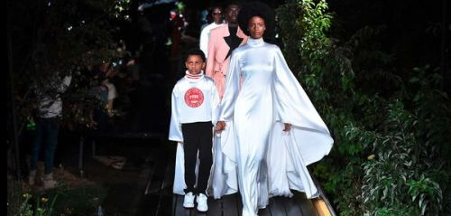 Fashion Week:  les marques s'échappent des podiums new-yorkais