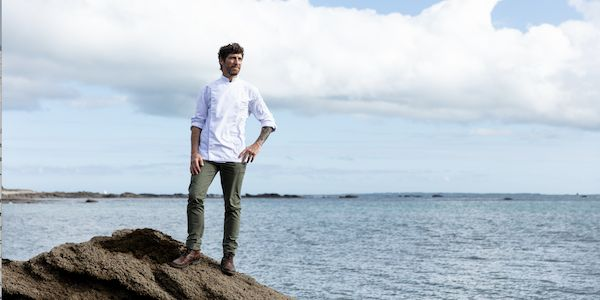 THALASSO:  William Lamotte, le nouveau chef du restaurant 'Le Delight'