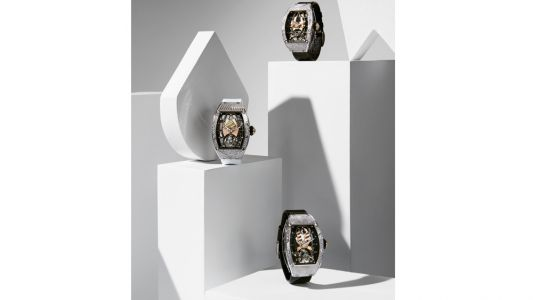 RM 71-01 Automatic Tourbillon Talisman:  la nouvelle collection femme signée Richard Mille