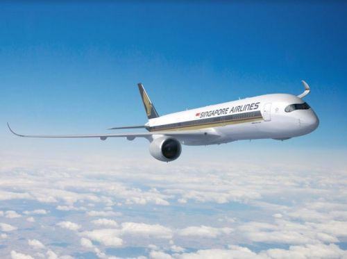Interview:  Franklin Auber, Singapore Airlines France
