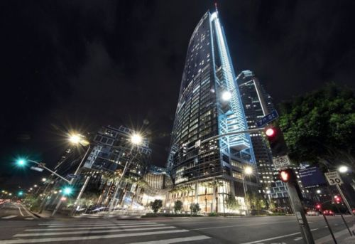 IHG inaugure l'hôtel InterContinental® Los Angeles Downtown