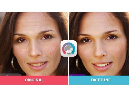 Snapchat, facetune ou instagram:  les dangers des applis de retouche photo