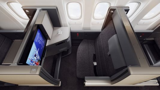 The Suite, The Room: relooking total pour les classes des Boeing ANA