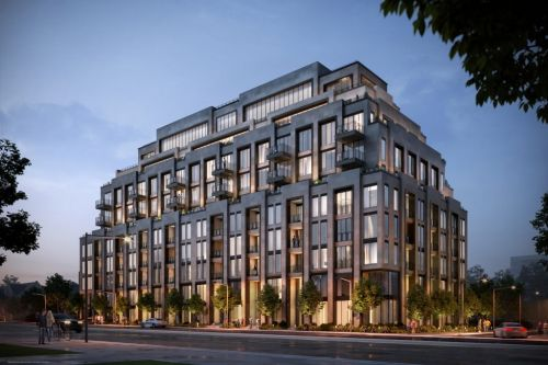 Forest Hill Private Residences: a new residential project in Toronto