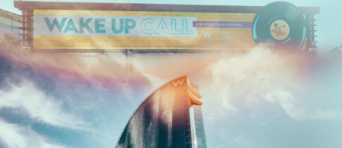 Wake Up Call, un festival 5 étoiles