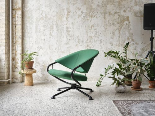 Lounge Chair Citizen by Vitra