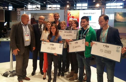 Concours start-up IFTM 2018:  les gagnantes sont