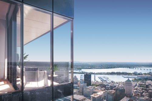 1 Square Phillips: Montreal's Tallest Residential Tower