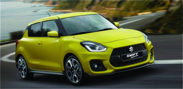 Automobile - Une Swift Sport très assagie