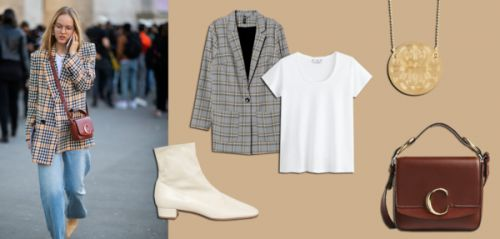 Shopping : on s'inspire d'un look de Fashion Week pour préparer septembre