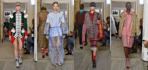 Fashion Week de Londres : Burberry en 10 silhouettes très British
