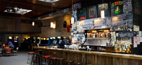 PLACE TO BE:  Le Barcade de Brooklyn