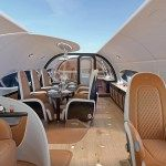 ACJ319 Infinito by Airbus corporate Jets et Pagani